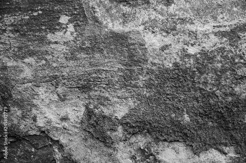 Photo sur Aluminium Cailloux Stone wall texture,background