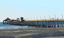 Imperial Beach Pier, Californi...