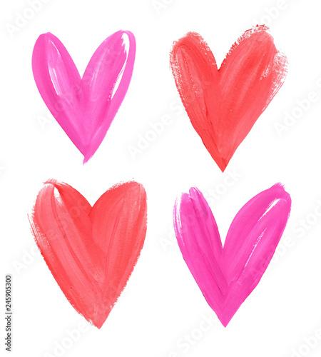 Fotografie, Obraz Happy Valentines Day