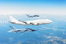 Large Passenger Plane, Accompa...