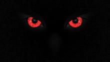 Halloween Staring Scary Spooki...