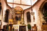 Kirche in Le Mont Saint Michel