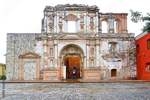 Photo Antigua City,  Guatemala