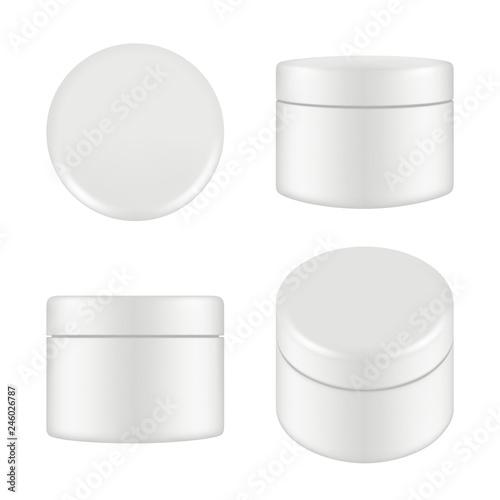 Obraz na płótnie Cosmetic package