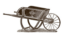 Historical Wheelbarrow (after ...