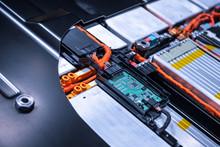 EV Car Battery Pack. Electric ...