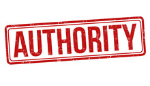 Authority Sign Or Stamp