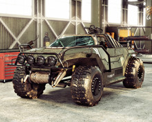 Weaponized Off Road 4x4 Combat...
