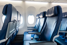 Background Of Airplane Seats