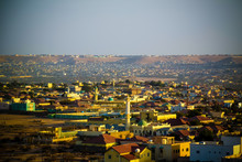 Aerial View To Hargeisa, Bigge...