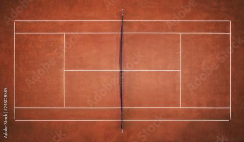 фотография  Tennis Clay Court