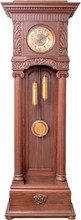Vintage European Grandfather Clock