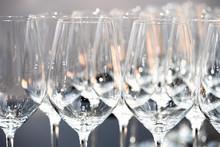 Wein Glas Gruppe