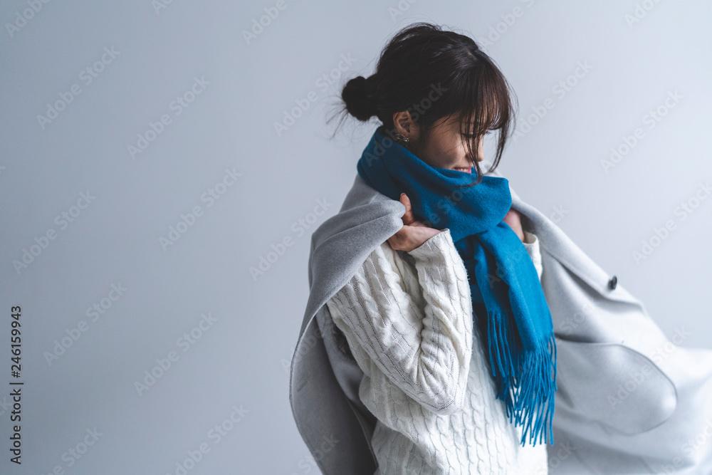 Fototapeta 女性