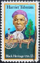 Black Heritage, Harriet Tubman...