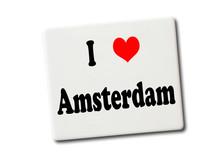 I Love Amsterdam (Netherlands)...