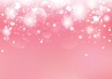Valentines Day, Blurry Heart F...