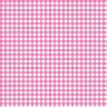 Valentine's Day Gingham Seamle...