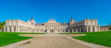 Royal Palace At Aranjuez, Spain