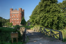 Tattershall Castle, Lincolnshire, England, North East Of Sleaford