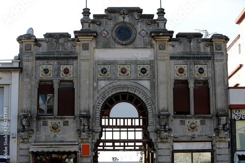 Foto  Historische Gebäude