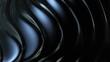dark silk waves smooth abstract background
