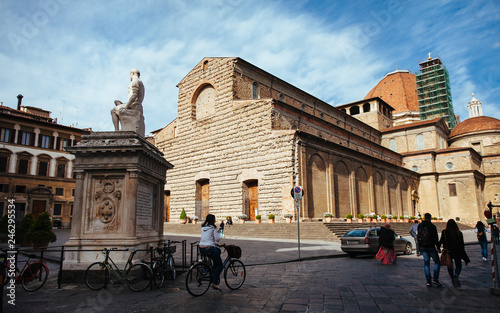 Photo Basilica of Saint Lawrence in Florence