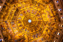 Jesus Angels Bible Mosaic Dome...