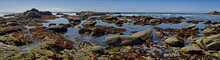 Rock Pools In California