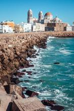 The Seafront Promenade Of Cadi...