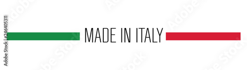 Photo Made in italy