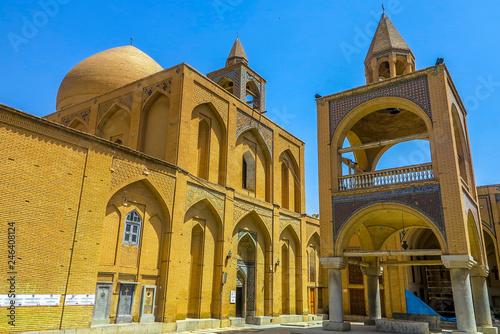 Isfahan Vank Cathedral 04 Wallpaper Mural