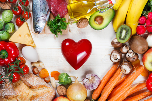 Photo Healthy lifestyle and healthcare concept