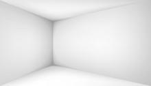 Empty White Room. The Inner Sp...