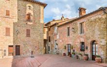 Panicale, Idyllic Village In T...