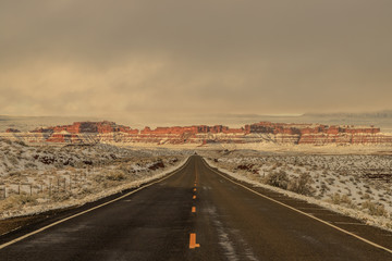 Heading to Valley of Gods