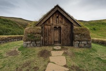 Wooden And Peat Buildings, Rep...