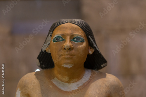 Fototapeta The Egyptian Scribe