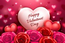 Valentine's Day Template