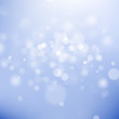 Christmas bokeh lights. Abstract bokeh background. Refocused blurred template.