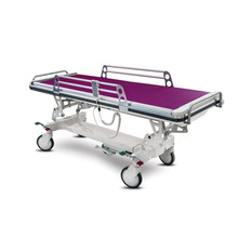 Mobile Hospital Bed Under The ...