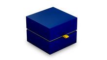 Blue Box Mockup
