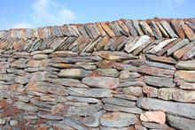 Dry Stone Wall, Devon