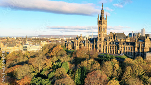 Fototapeta University of Glasgow  obraz
