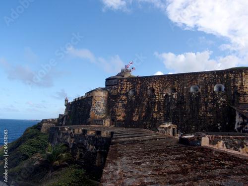 Photo Castillo San Felipe del Morro San Juan
