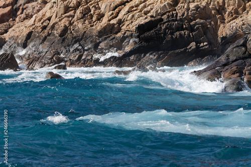 Fotografía  Zatoka Porto, Korsyka
