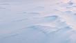 Leinwanddruck Bild snow background texture