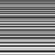 pattern with horizontal black stripes