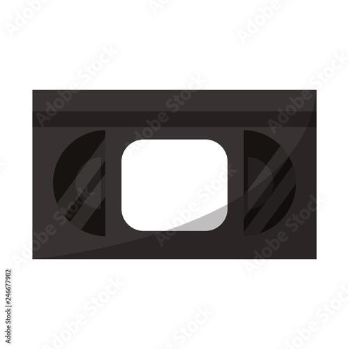 Valokuvatapetti VHS movie reel