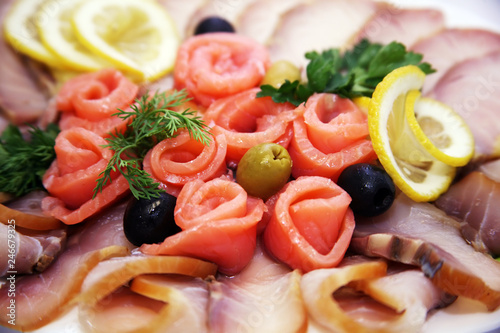 Fish allsorts